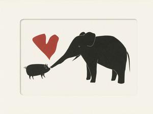 ボイスメッセージカード 「ラブリーアニマル」